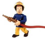 Fireman Sam Series 5 firehose promo