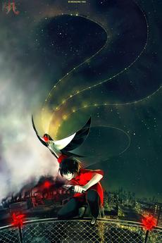 Knite bringer of stars