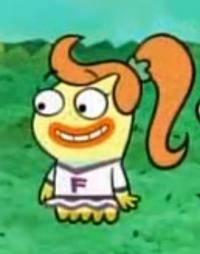Winnie from Fish Flakes