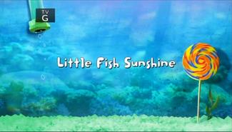 Little Fish Sunshine title card