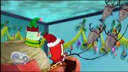 Merry Fishmas, Milo 180