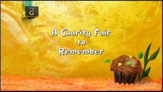 A Charity Fair to Remember title card