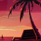 Coastal Sunset (mini)