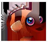Fu Manchu Lionfish (baby)