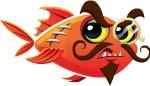 Adult Evil Fish