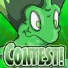 Leaf-clover contest