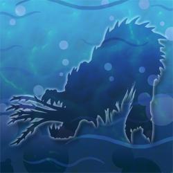 Barbed-shrimp hidden
