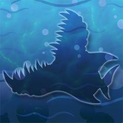 Hinge shark hidden