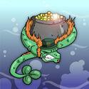 Leprechaun Eel