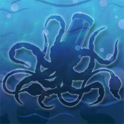 Nuclear arms squid hidden