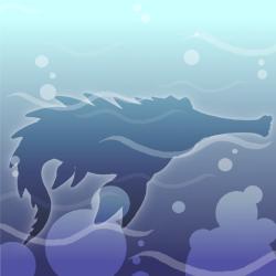 Sea-crocodile