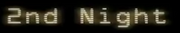 Night 2 text