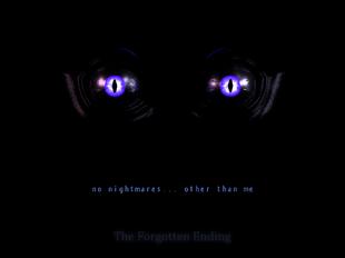 Forgotten Ending