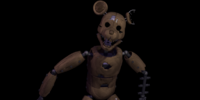 Withered Rat