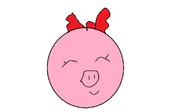 Porky the lovely pig