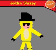 Golden Sheepy