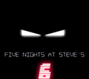 Five Nights at Steve's 6