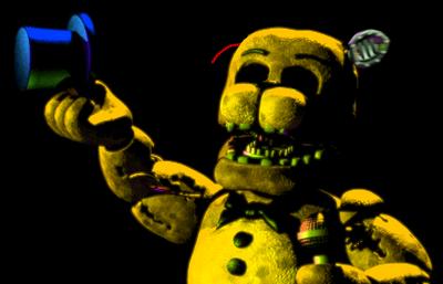Golden Freddy 4