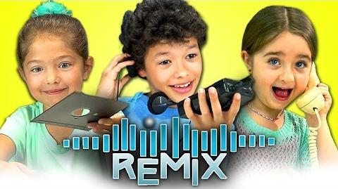 REACT REMIX - Old Computers, Walkmans, Rotary Phones-2