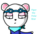 Piper the Polar Bear