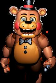 Extra Menu - Toy Freddy