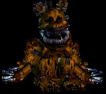 Nightmare golden freddy version 2 (2)