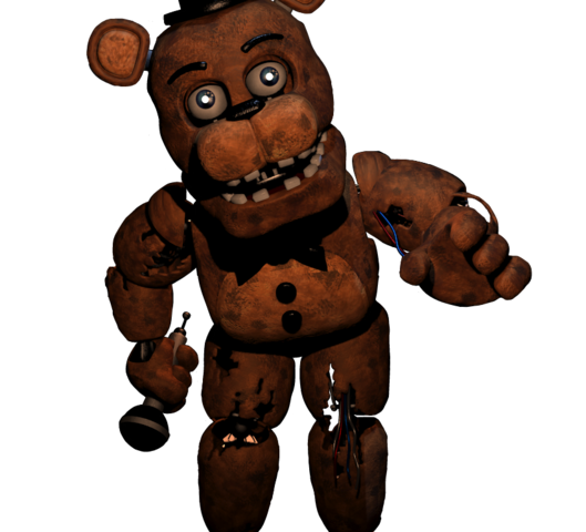 File:Withered Freddy in office.png