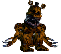 Nightmare golden freddy version 2 (1)