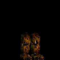 Nightmare fredbears legs