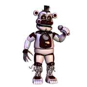Scooped Funtime Freddy Prototype