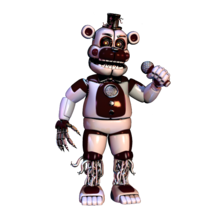 Scooped Funtime Freddy Prototype