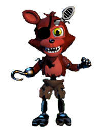 File:Adventure withered foxy full body request by joltgametravel-d9dgxgn.png
