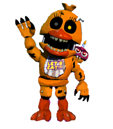 File:Adventure nightmare chica full body request by joltgametravel-d9h1z6k.png