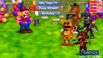 Freddy in battle