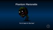 Phantom marionette load