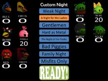 Custom Night 2-1
