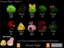Custom Night 8