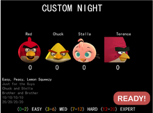 Custom Night 1-0