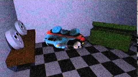 Five Nights at Thomas's 2 Teaser