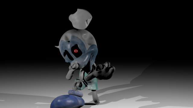 File:Withered Photo Negative Mickey.png