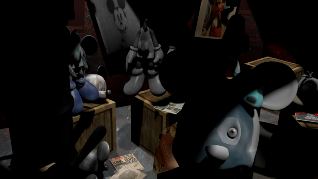 File:Abandoned Photo Negative Minnie in Suit Warehouse.png