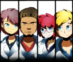 The gang s all here by anart1996-d8p4nix