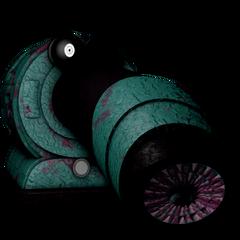 Prototype Cypex, by XxXWitheredToyBonniexXx.