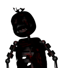 Withered Withered Monster AKA Old x5 Po, by XxXWitheredToyBonniexXx.