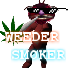 WEEDER SMOKER, by Tuparman.