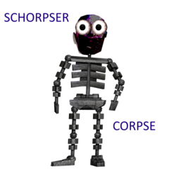 SCHORPSER CORPSER, by XxXWitheredToyBonniexXx.