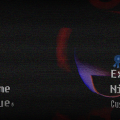 The title screen you get when you beat 3/20 mode on the custom night.