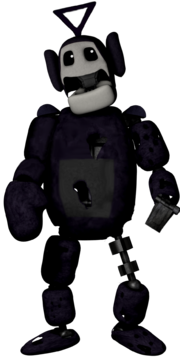 Less Withered Prototype Tinky Winky