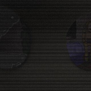 A screenshot of PTLD-93 to the left in the <i>FNaTL 2</i> final cutscene.