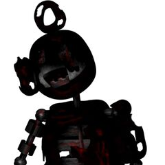 Withered Monster/Old Old Old Po by XxXWitheredToyBonniexXx.